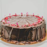 old fashion chocolate cake